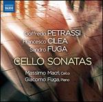 Cello Sonatas: Petrassi, Cilea, Fuga