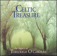 Celtic Treasure: The Legacy of Turlough O'Carolan - Various Artists