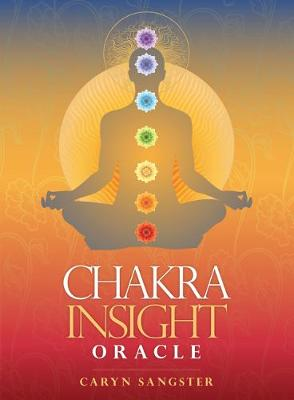 Chakra Insight Oracle: A Transformational 49-Card Deck - Sangster, Caryn
