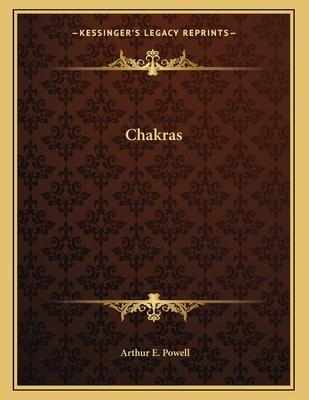 Chakras - Powell, Arthur E