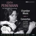 Chamber Music, Concertos: Dvorák, Bartók, Pfitzner, Sibelius
