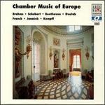 Chamber Music of Europe