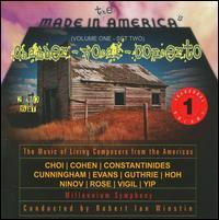 Chamber - Vocal - Concerto - Beverly Kane Butler (viola); Dennis Parker (cello); Francois Dhalmann (harp); John A. Rose (piano); Jorge Aguirre (violin);...