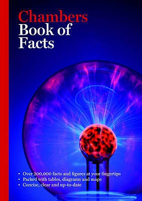 Chambers Book of Facts - Chambers (Editor)