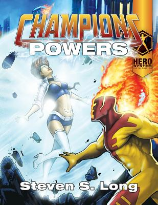 Champions Powers - Long, Steven S