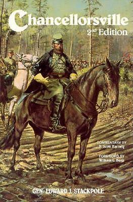 Chancellorsville - Stackpole, Edward J, Gen., and Davis, William C