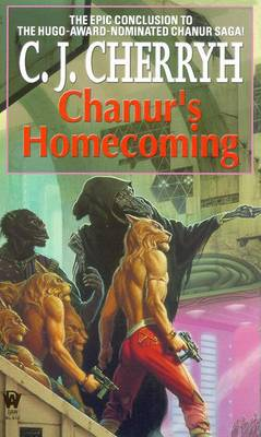 Chanur's Homecoming - Cherryh, C J, and Copyright Paperback Collection