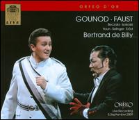 Charles Gounod: Faust - Adrian Erod (vocals); Hans Peter Kammerer (vocals); Kwangchul Youn (vocals); Michaela Selinger (vocals);...