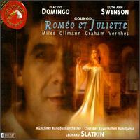 Charles Gounod: Roméo et Juliette - Alain Vernhes (baritone); Kurt Ollmann (baritone); Paul Charles Clarke (tenor); Plácido Domingo (tenor);...