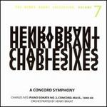 Charles Ives: A Concord Symphony