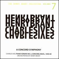 Charles Ives: A Concord Symphony - Royal Concertgebouw Orchestra; Dennis Russell Davies (conductor)