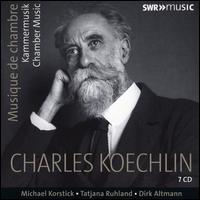 Charles Koechlin: Musique de Chambre - Alexander Ott (oboe); Barbara Hank (flute); Chia Chou (piano); Christina Singer (flute); Dirk Altmann (clarinet);...
