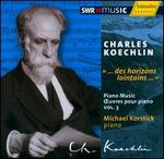 Charles Koechlin: ?uvres pour piano, Vol. 3
