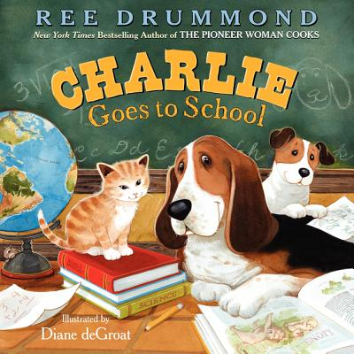 Charlie Goes to School - Drummond, Ree