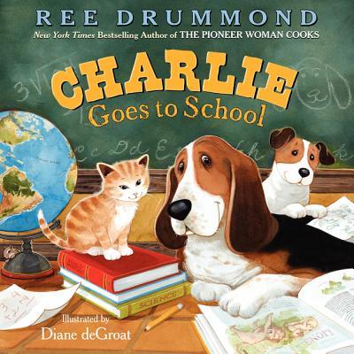 Charlie Goes to School - Drummond, Ree