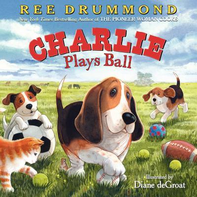 Charlie Plays Ball - Drummond, Ree