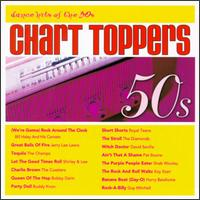 Chart Toppers: Dance Hits of the 50s - Various Artists