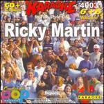 Chartbuster Karaoke: Ricky Martin, Vol. 1