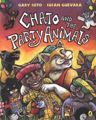 Chato and the Party Animals - Soto, Gary