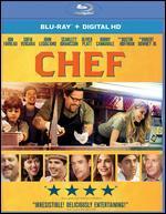 Chef [Includes Digital Copy] [Blu-ray]