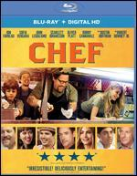Chef [Includes Digital Copy] [UltraViolet] [Blu-ray]