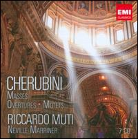 Cherubini: Masses; Overtures; Motets - Andreas Schulist (tenor); Andrew Meyer (tenor); Atsuko Suzuki (soprano); Barbara Fleckenstein (soprano);...