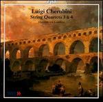 Cherubini: String Quartets 3 & 4
