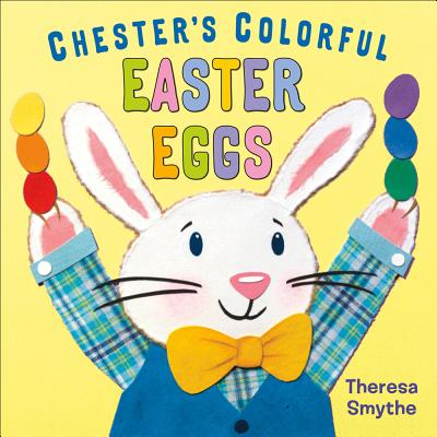 Chester's Colorful Easter Eggs -