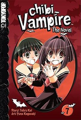 Chibi Vampire: The Novel, Volume 7 - Kai, Tohru