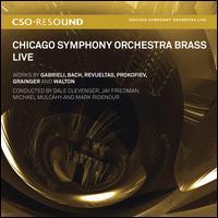 Chicago Symphony Orchestra Brass: Live - Anthony Kniffen (tuba); Christopher Martin (trumpet); John Hagstrom (trumpet); Chicago Symphony Orchestra