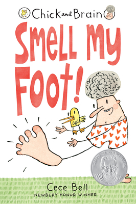 Chick and Brain: Smell My Foot! -