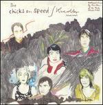 """Chicks on Speed & Kreidler [CD/12""""]"""