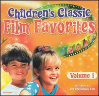 Children's Classic Film Favorites, Vol. 1 - The Countdown Kids