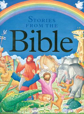 Children's Stories from the Bible: A Collection of Over 20 Tales from the Old and New Testament, Retold for Younger Readers - Baxter, Nicola (Retold by), and Langton, Roger (Illustrator)