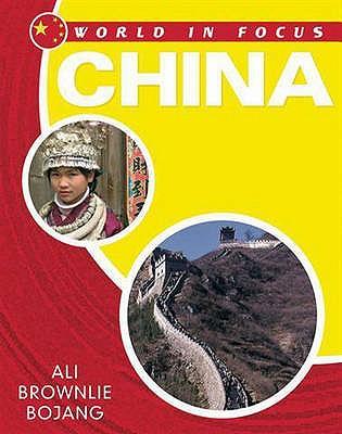 China - Brownlie Bojang, Ali