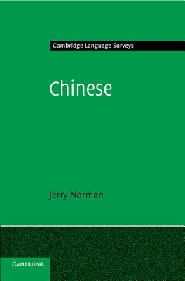 Chinese - Norman, Jerry, and Anderson, S R (Editor), and Bresnan, J (Editor)