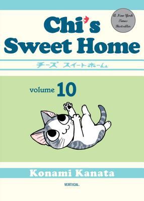 Chi's Sweet Home, Volume 10 - Kanata, Konami