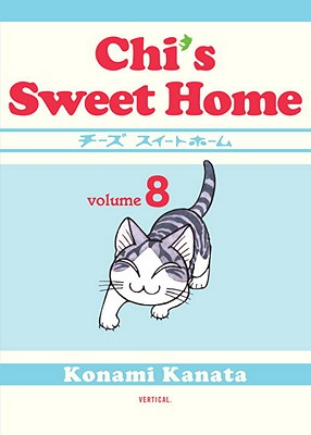 Chi's Sweet Home, Volume 8 - Kanata, Konami