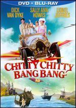 Chitty Chitty Bang Bang [WS] [2 Discs] [DVD/Blu-ray]