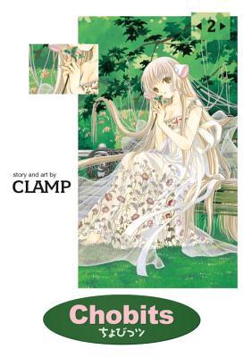 Chobits, Book 2 - CLAMP (Illustrator)