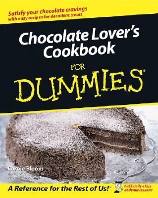 Chocolate Lover's Cookbook for Dummies - Bloom, Carole