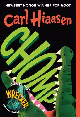 Chomp - Hiaasen, Carl