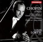 Chopin: 24 Preludes; Polonaise-fantaisie