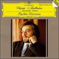 Chopin: 4 Balladen; Barcarolle; Fantasie - Krystian Zimerman (piano)
