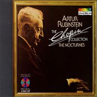 Chopin: Nocturnes - Arthur Rubinstein (piano)