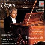 """Chopin: Piano Concerto No. 1; Grand Valse Brillante No. 2; Variations on """"La ci darem la mano"""""""