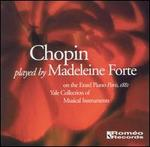 Chopin Played by Madeleine Forte