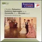 Chopin: Polonaises; Fantaisie Impromptu; Tarantella; Berceuse