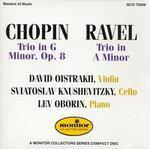 Chopin / Ravel: Piano Trios
