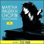 Chopin: The Complete Recordings on Deutsche Grammophon [CDs & Blu-ray Audio]